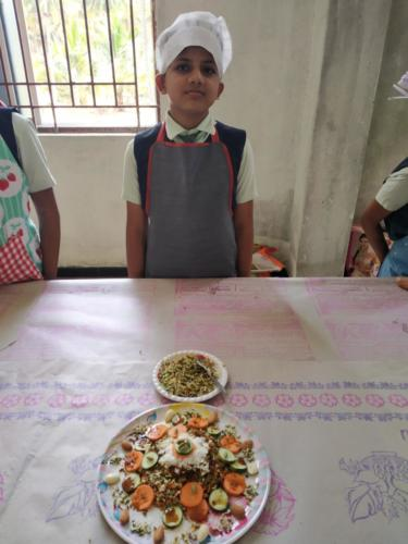 SCIENCE DAY - VISHWALAYAN'S KITCHEN - COOK WITHOUT FIRE